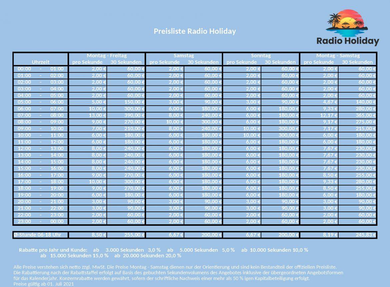 Preislisten-Radio-Holiday-2021