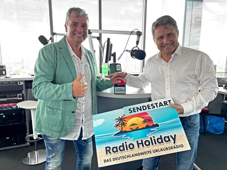 Radio Holiday Sendestart